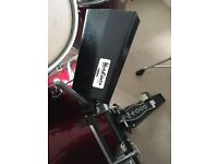 Headliner cowbell with mount