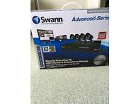 Swann Security System NEW