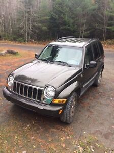 ** Price reduced; 2006 Jeep Liberty