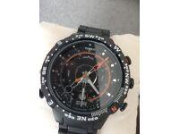 Watch Timex Intelligent compass