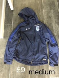 England jacket medium