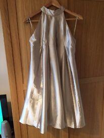 Gorgeous gold Coast dress, size 10