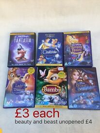 DVDs lot or individual