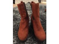 Size 4 UK boots
