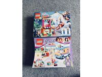 LEGO Friends & LEGO DC Superhero Girls