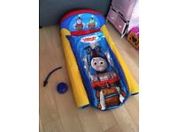 Thomas tank inflatable ready bed