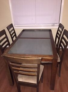 Free - Table & 5 Chairs