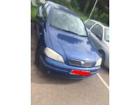 Vauxhall Astra 1.6 Petrol Breaking - bonnet/bumper/engine/wings/panels can deliver