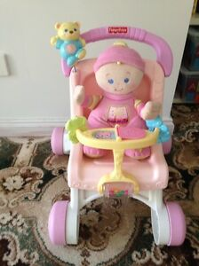 Fisher-price pram and doll Geilston Bay Clarence Area Preview