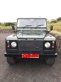 Land Rover Defender 90 County TD5