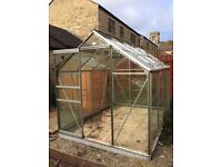 8ft x 6ft greenhouse