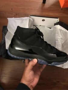 Jordan 11s Prom night / cap and gown size 11.5