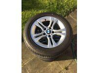 BMW Alloy Wheels - alloys audi vw