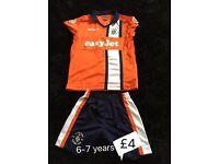 Stoke city kit