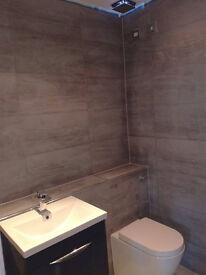 kitchen and bathroom refurbishment, tiling, painting, flooring services etc