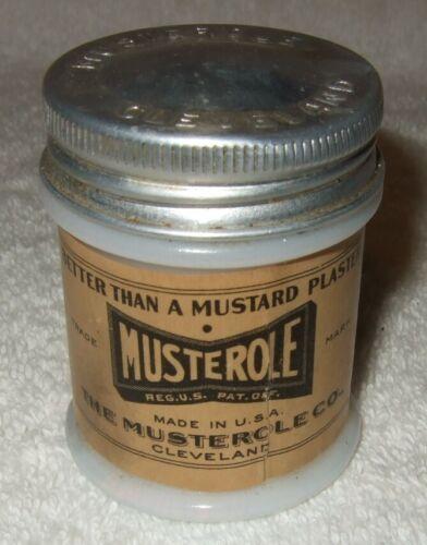 Medicine Jar Musterole