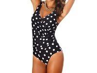 Women's One Piece Swimsuit. Size UK8