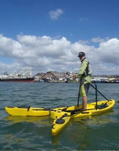URGENT SALE- Pro Fishing Kayak with motor - SUP RRP $2399