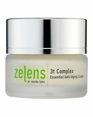 Zelens 3t Complex Essential Anti Aging Cream - 1.7 oz -  NWOB ](3t Age)