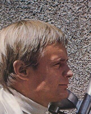 Man From Uncle Super Rare David Mccallum Closeup