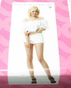 GIRLS' GENERATION SUNNY SM LOTTE POP UP STORE LIFE SIZE SCROLL BANNER POSTER