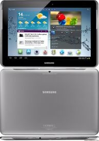 Samsung Galaxy Tab 2 . 10.1 inches.