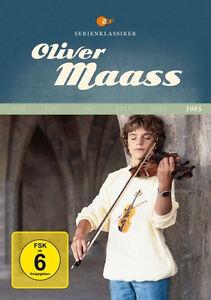 OLIVER-MAASS-DIE-COMPLETA-SERIE-TV-Maas-2-DVD-Box-Nuovo