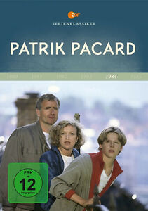 PATRIK-PACARD-Hendrik-Martz-COMPLETA-SERIE-TV-Patrick-Packard-2-DVD-Box-Nuovo