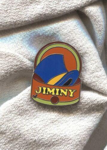 JIMINY CRICKET HAT CAST LANYARD PIN from 2005 - FREE SHIPPING