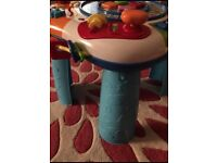 Music play table