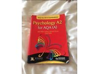 Psychology A2 for AQA (A) Textbook