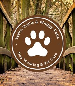 Treks, Trails & Waggy Tails - Dog Walking & Pet Care