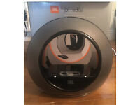 JBL Radial Loudspeaker iPhone/iPod dock - black and grey