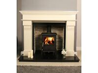 Stove multifuel stove Branco 4:5kw NEW 40% off