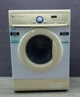 LG 7kg Front Loader Washing Machine CAN DELIVERY