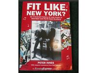 FIT LIKE NEW YORK. RARE BOOK.