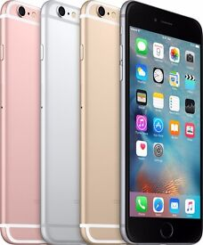 *** IPHONE 6S 128 UNLOCKED ALL NETWORKS ***