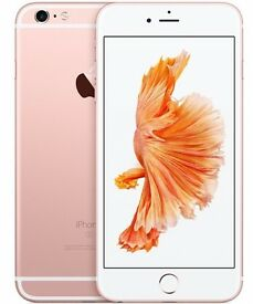 Apple iPhone 6s 64gb Rose Gold - Unlocked *Grade A+, Handset Only*