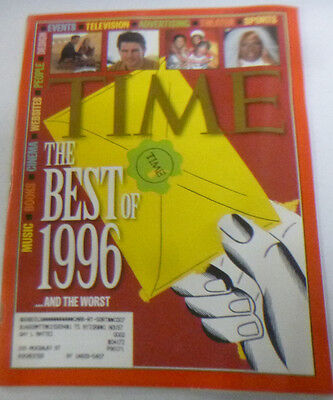 Time Magazine The Best Of 1996 And The Worst Tom Cruise (Tom Cruise Best Of)