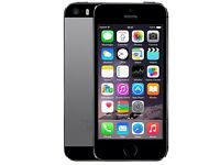 Apple iPhone 5s 16gb Space Grey Unlocked *Handset Only, Grade A*