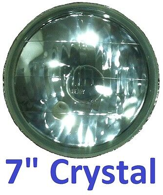 1x7 Crystal Beam Headlight Hillman Hunter Gazelle Minx Semi Sealed All Rounder