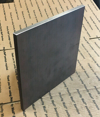 12 Steel Flat Bar 10 X 10 L Target Plate Blacksmith Bench Welding Bracing