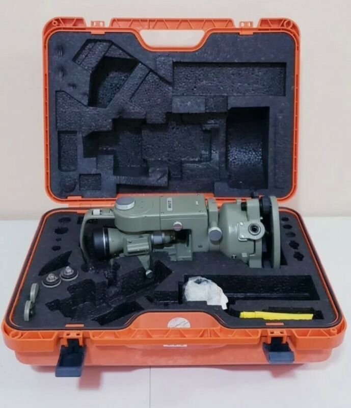 Leica Wild T2 Surveying Theodolite