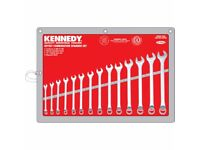 BRAND NEW 14pc Kennedy Wrench set. 6-19mm (Professional Combo) RRP £70