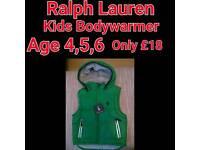 Ralph Lauren Bodywarmer