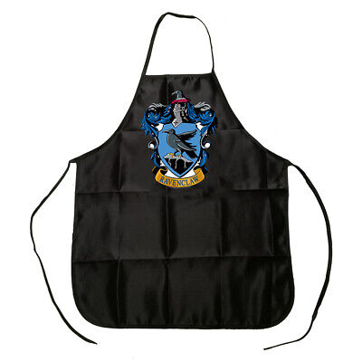 Harry Potter Ravenclaw College Apron BBQ Cooking Cleaning Kitchen Apron Gift