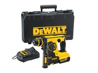 Dewalt 18V 4.0Ah Li-Ion SDS-Plus Cordless Hammer Drill - DCH253M1-GB - New