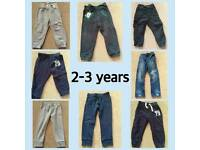 2-3 year trousers