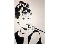 A5 Card - Audrey Hepburn