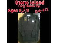 Stone island kids